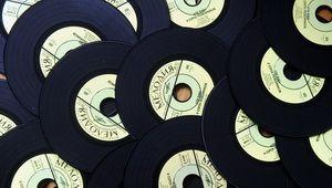 диски фирмы мелодия